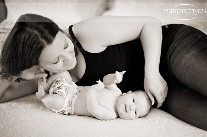 Newborn Session - Cassie