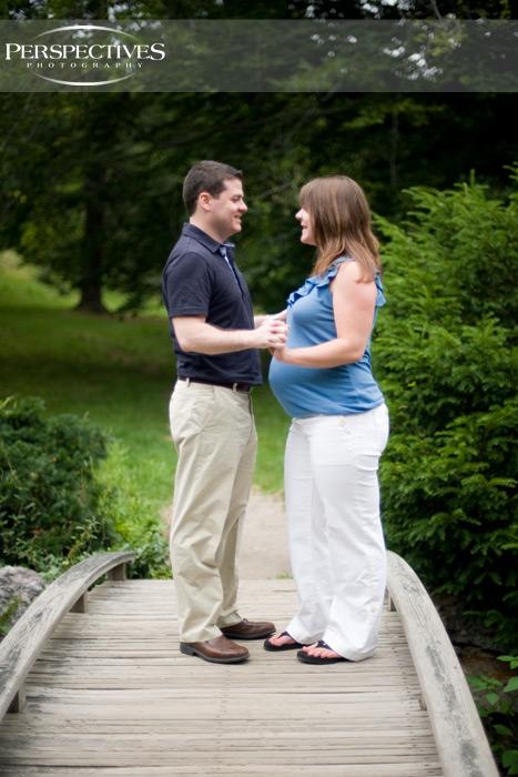Maternity Session - Arnold Arboretum