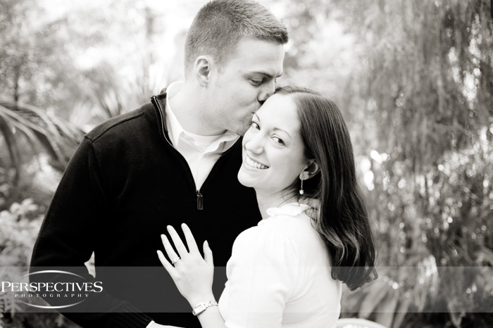 Tower Hill Engagement Session
